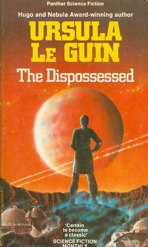 The Dispossessed - ursula k leguin
