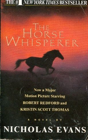 The horse whisperer - DELL FICTION # / Nicholas Evans