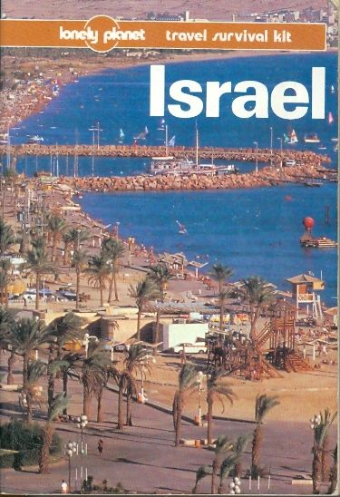 israel lonely planet - lonely planet