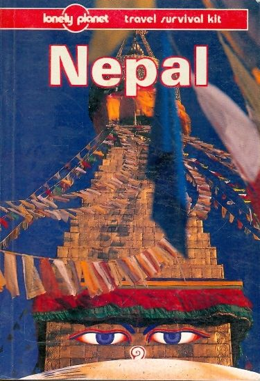 nepal lonely planet - lonely planet