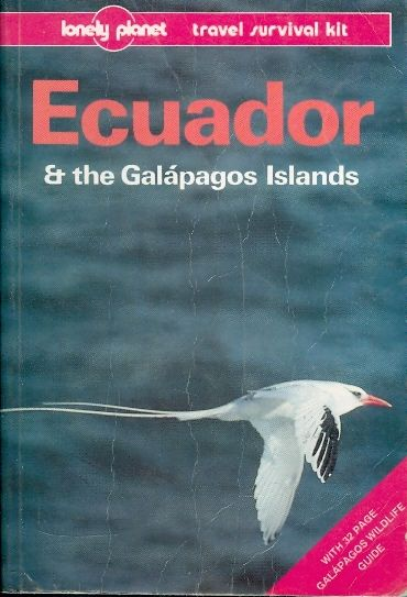 Ecuador & the Galapagos Islands - lonely planet