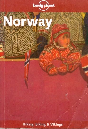 Norway - tour guide / Lonely Planet