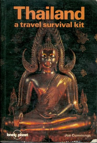 Thailand - Lonely Planet tour guide - Lonely Planet