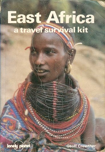 East Africa Lonely Planet - lonely planet