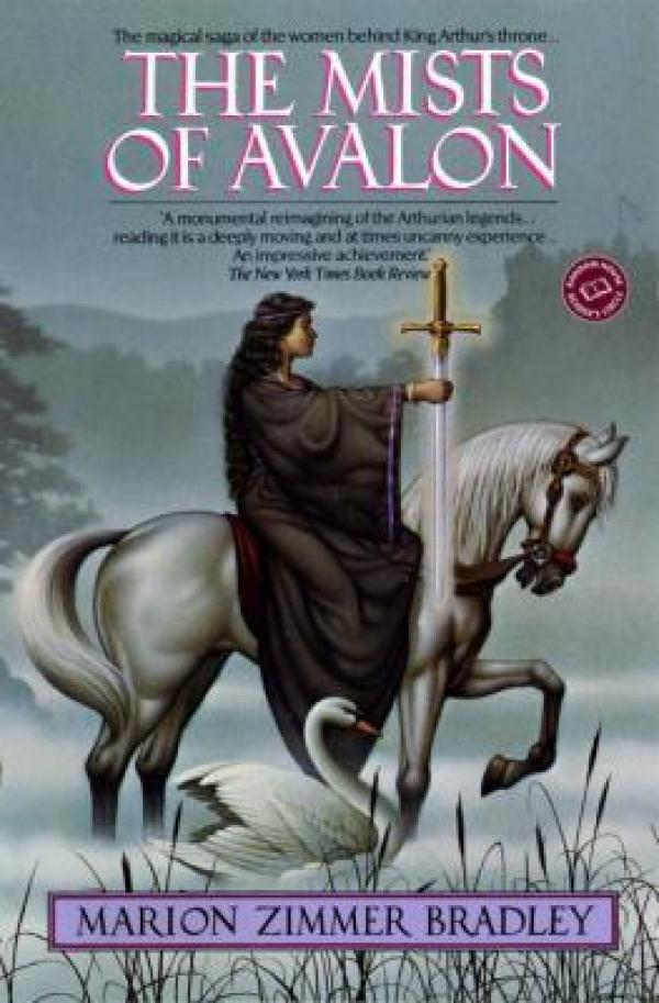 The Mists of Avalon (Del Rey 1982) - Avalon #1 - Marion Zimmer Bradley
