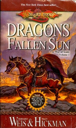 dragons of a fallen sun vol. 1 - Margaret Weis and Tracy