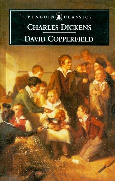 David copperfield - 5 ;  LEVEL5STAGE ; # - Charles Dickens