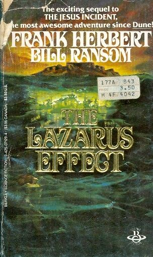 the lazarus effect - Frank Herbert