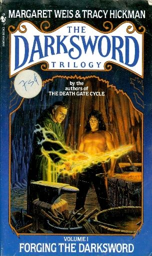 Forging the darksword - The Darksword 1 - Margaret Weis