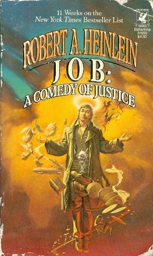 job a comedy of justice - robert heinlein