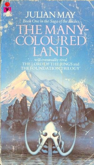 the many coloured land - julian may