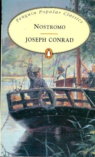 Nostromo - Joseph Conrad