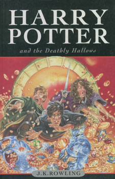 Harry Potter and the Deathly Hallows - Harry Potter #7 / Jk Rowling