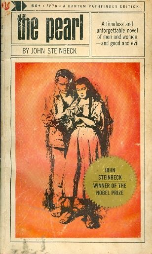 The pearl - A BANTAM BOOK # - John Steinbeck