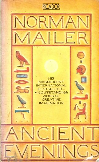 Ancient evenings - A WARNER COMMUNICATIONS COMPANY # / Norman Mailer