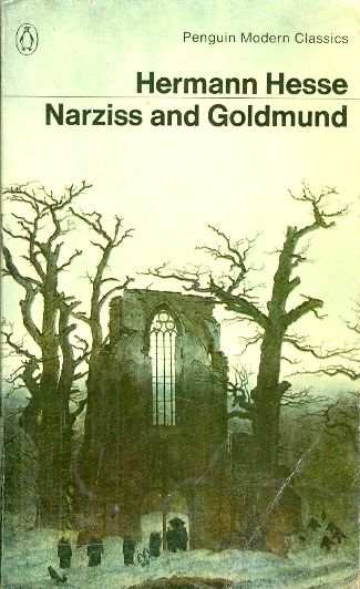 narziss and Goldmund - hermann hesse
