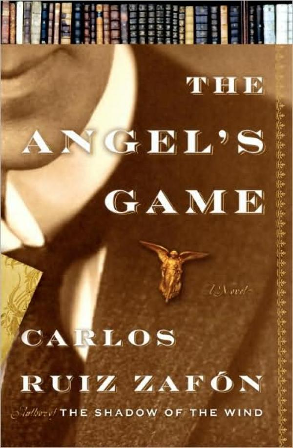 The Angel's Game - Carlos Ruiz Zafon
