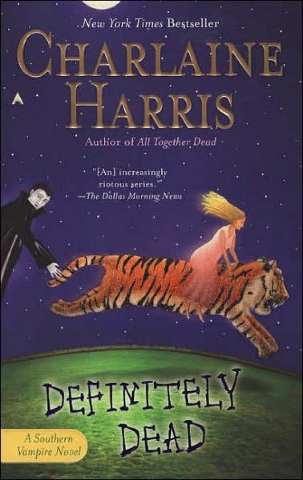 Definitely Dead - The Sixth Book - Charlaine Harris