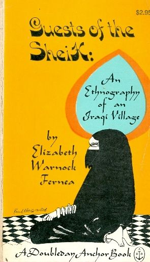 guests of the sheik - elizabeth warnock fernea