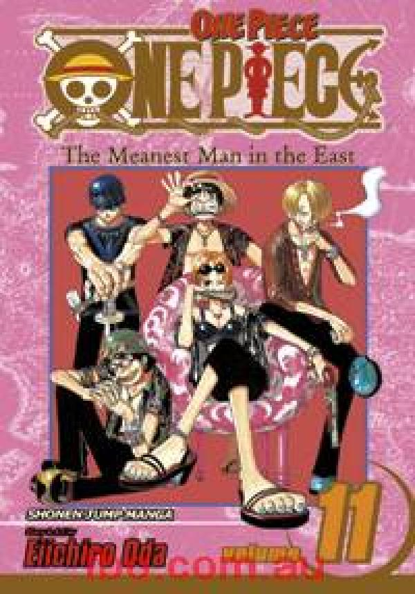 One piece - The meanest man in the east vol.11 - Ellchiro Oda