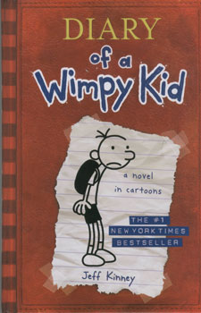 Diary of wimpy kid#1 - Kinney Jeff