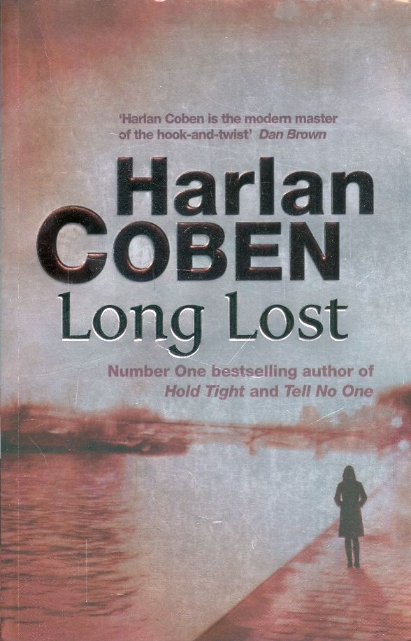 long lost  trade paperback - harlen coben