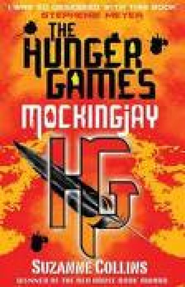 THE HUNGER GAMES MOCKINGJAY - Suzanne Collins
