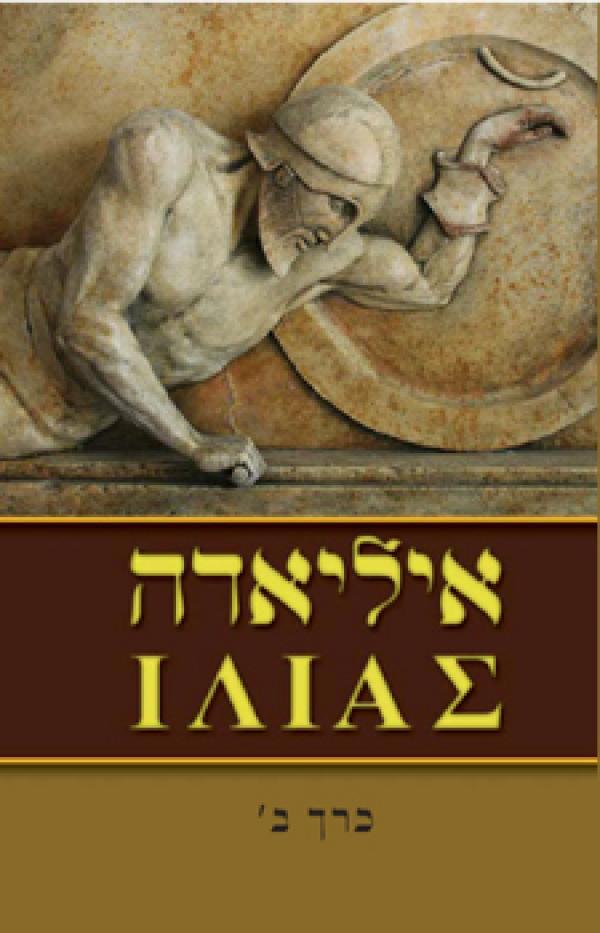 איליאדה: כרך ב' - הוצאה מחודשת בתרגומו של אריה סתיו - הומרוס