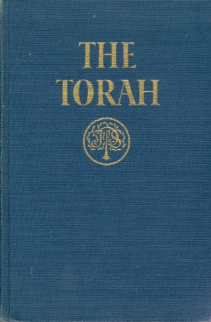 the torah the five books of moses /