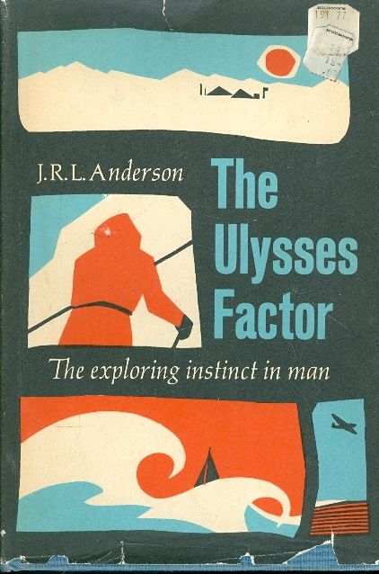 THE ULYSSES FACTOR / J R L ANDERSON