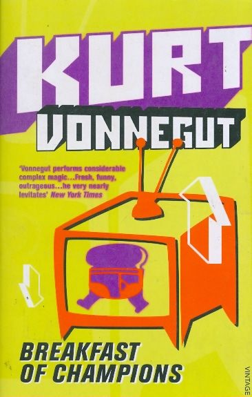 breakfast of champions - kurt vonnegut jr
