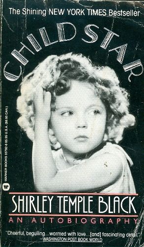 CHILD STAR / SHIRLEY TEMPLE BLACK