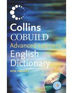 Collins COBUILD Advanced Learner's English Dictionary: Hardcover with CD-ROM / Collins COBUILD