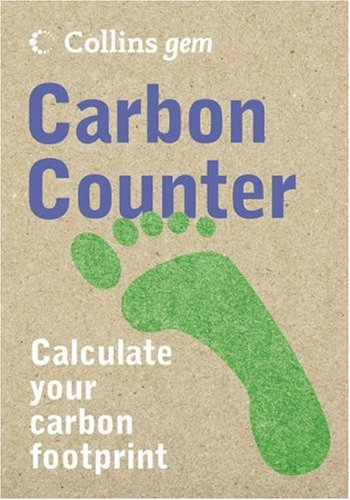 Collins Gem Carbon Counter: Calculate Your Carbon Footprint / Collins UK