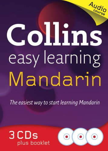 Collins Easy Learning Mandarin (Collins Easy Learning Audio Course) / Collins UK