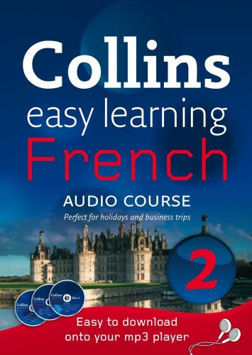 Collins Easy Learning French Level 2 (Collins Easy Learning Audio Course) / Collins UK
