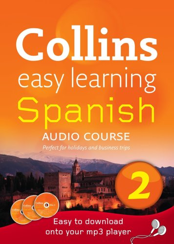 Collins Easy Learning Spanish Level 2 (Collins Easy Learning Audio Course) / Collins UK