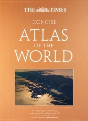 The Times Concise Atlas of the World (World Atlas) / The Times