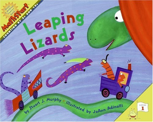 Leaping Lizards (MathStart 1) / Stuart J. Murphy
