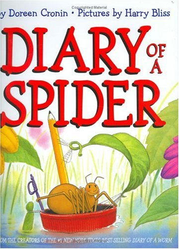 Diary of a Spider / Doreen Cronin