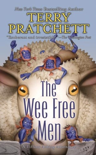 The Wee Free Men (Discworld) - Terry Pratchett
