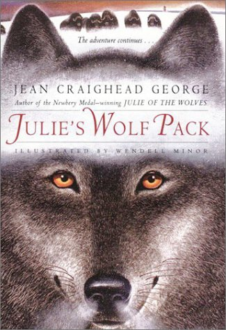 Julie's Wolf Pack (Julie of the Wolves) - Jean Craighead George