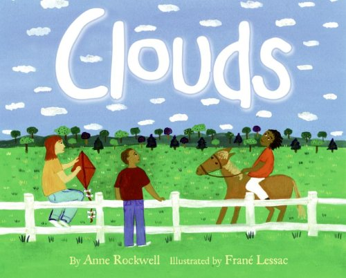 Clouds (Let's-Read-and-Find-Out Science 1) - Anne Rockwell