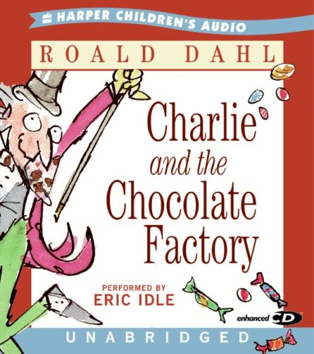 Charlie and The Chocolate Factory CD - Roald Dahl