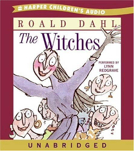 The Witches CD - Roald Dahl