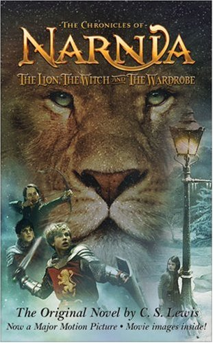 The Lion, the Witch and the Wardrobe Movie Tie-in Edition (rack) (Narnia) - C. S. Lewis