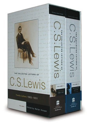 Collected Letters of C.S. Lewis - Box Set - C. S. Lewis