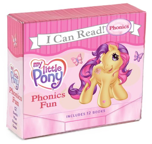 My Little Pony Phonics Fun (My First I Can Read) - Joanne Mattern