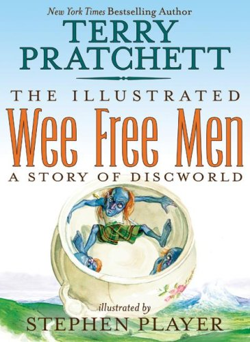 The Illustrated Wee Free Men (Discworld) - Terry Pratchett