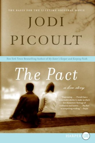 The Pact LP: A Love Story - Jodi Picoult